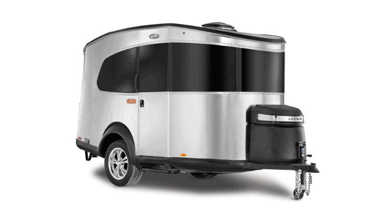 Airtstream Basecamp travel trailer
