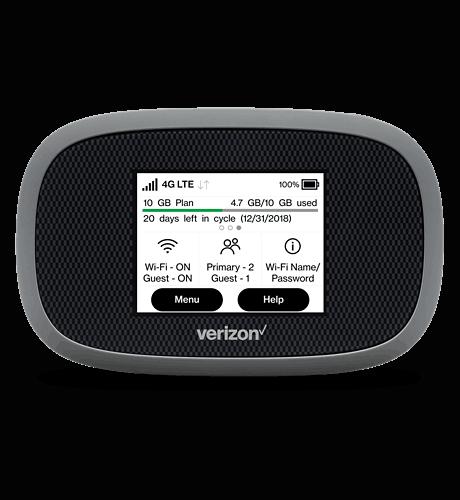 Verizon Wireless Jetpack Mifi 8800l