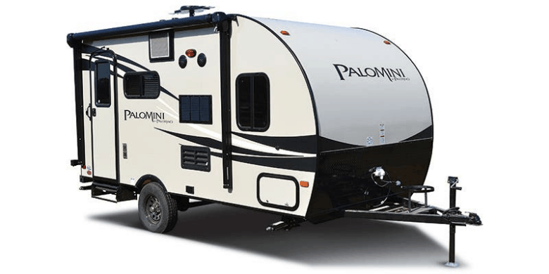 Palomino Palomini Travel Trailer