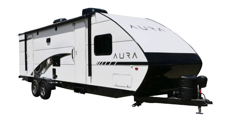 Travellite Aura 31 FB Travel Trailer